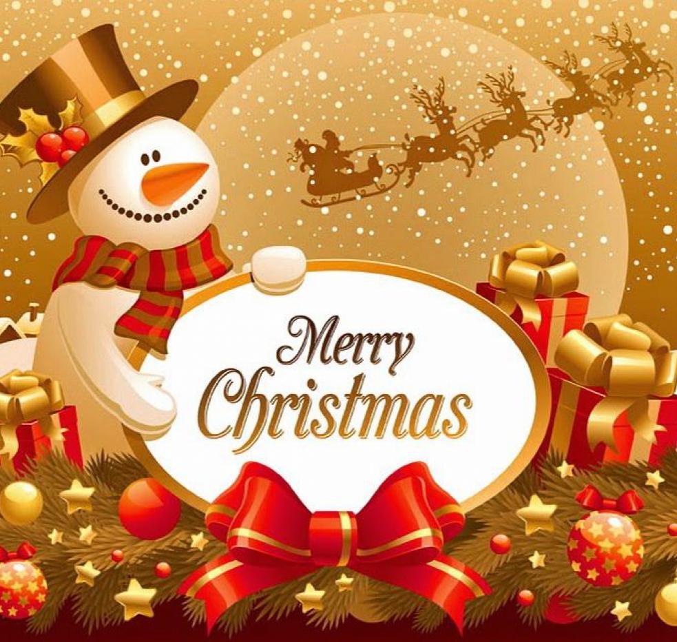 Zalig Kerstfeest En Gelukkig Nieuwjaar Vantyghem