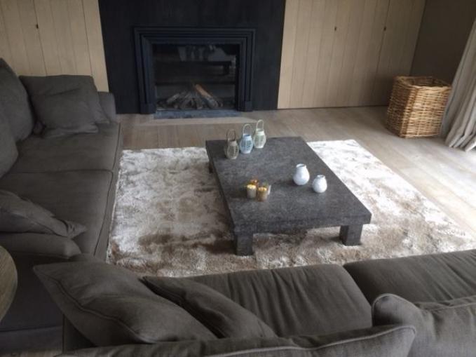 Zacht tapijt op afmeting gemaakt
