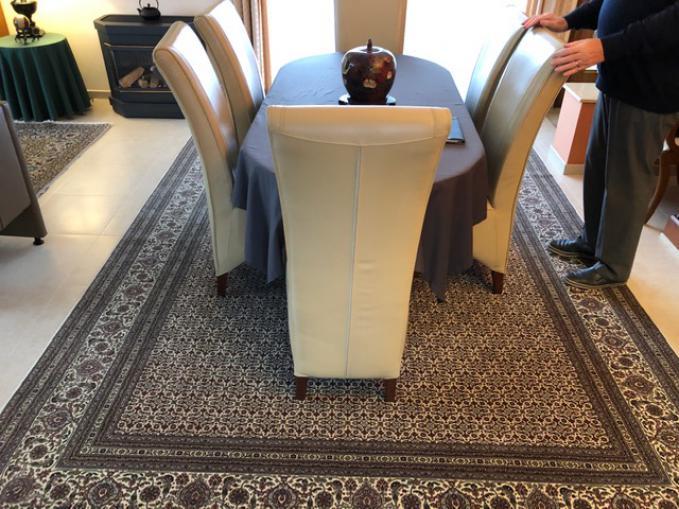 Perzisch tapijt herati tabriz