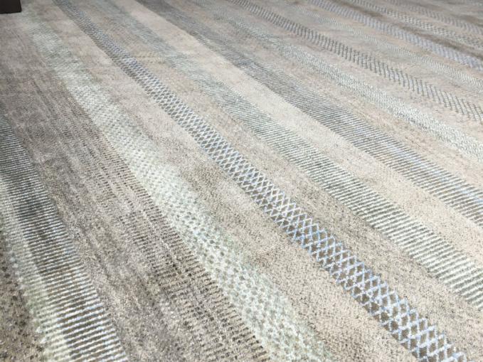 mooi oosters modern tapijt